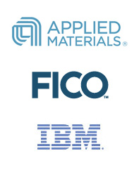 Applied Materials, FICO, IBM