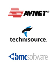 Avnet, Technisource, BMC Software