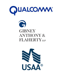 Qualcomm, Gibney Anthony & Flaherty LLP, USAA