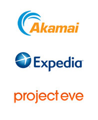 Akamai, Expedia, Project Eve