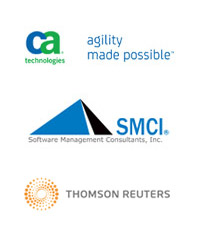 CA, SMCI, Thomson Reuters