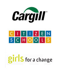 Cargill, Citizen Schools, Girls for a Change