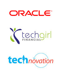 Oracle, Tech Girl Financial, Technovation