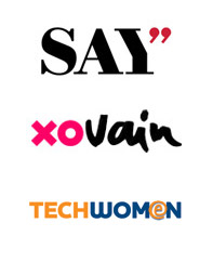 SAY, XOvain, TechWomen