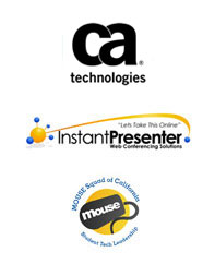 CA Technologies, Instant Presenter, MOUSE Squad of California