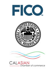 FICO, Federal Reserve System, CALASIAN Chamber of Commerce