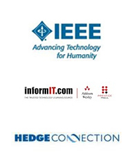 IEEE, informIT Addison Wesley, Hedge Connection