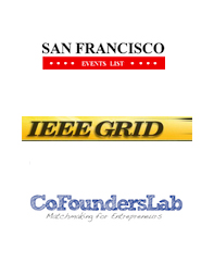 San Francisco Events List, IEEE e-GRID, CoFoundersLab