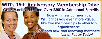 WITI's 15th Anniversary Membership Drive