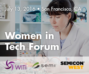Women in Tech Forum at SEMICON West