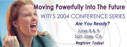 Join us for our 2004 Conference Series!