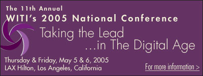 WITI's 2005 National Conference