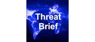 Threat Brief