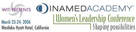 INAMED ACADEMY: Women's Leadership Summit