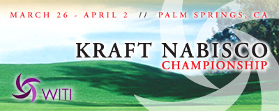 Special WITI Event at the Kraft Nabisco Championship