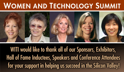 Women and Technology Summit... Thank You!