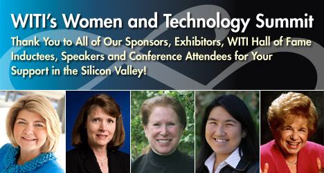WITI's Women and Technology Summit - Thank You for Attending!
