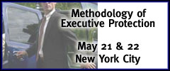 Methodology of Executive Protection Seminar
