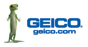 GEICO Logo Reminding Trader to reduce risk associated with anomalous price action