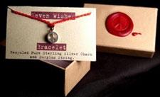 Seven Wishes Bracelet