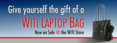 WITI Laptop Bags on Sale @ the WITI Store