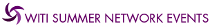 WITI Summer Network Events