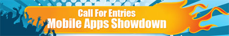 Call for Entries - Mobile Apps Showdown